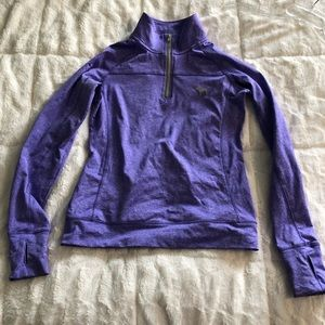 PINK Athletic Style 1/4 Zip Pullover XS